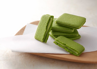Uji Matcha Langue de Chat 'Hagoromo'