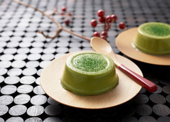 Uji Matcha Jelly